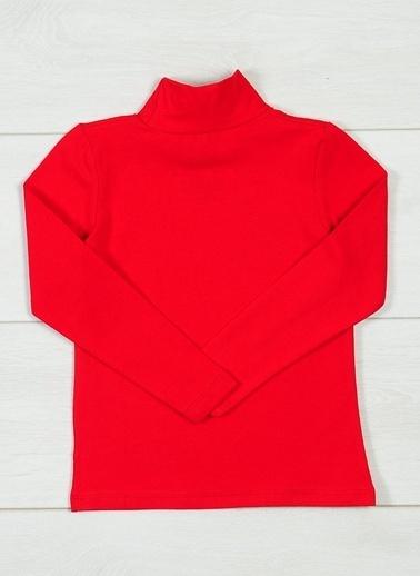 Grip Tişört Kırmızı